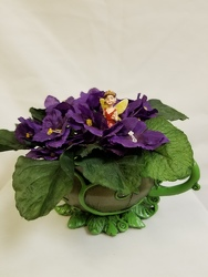 Fairy Woodland Tea Cup
