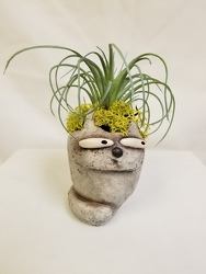 Humphrey Cat Blob Planter