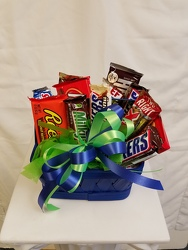 Candy Bar Basket